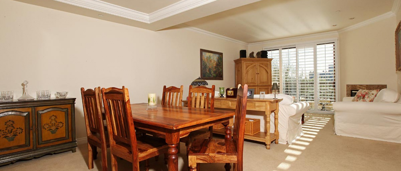 Dining Area / Living Room