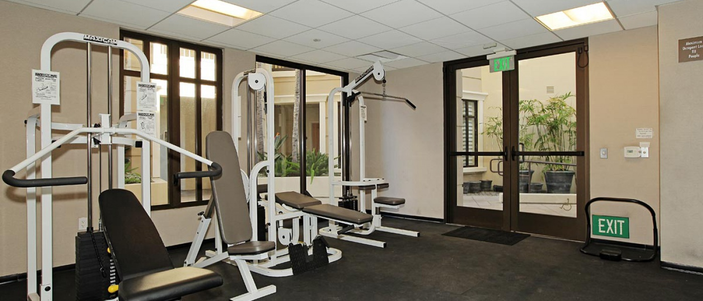 Building Gym View 1