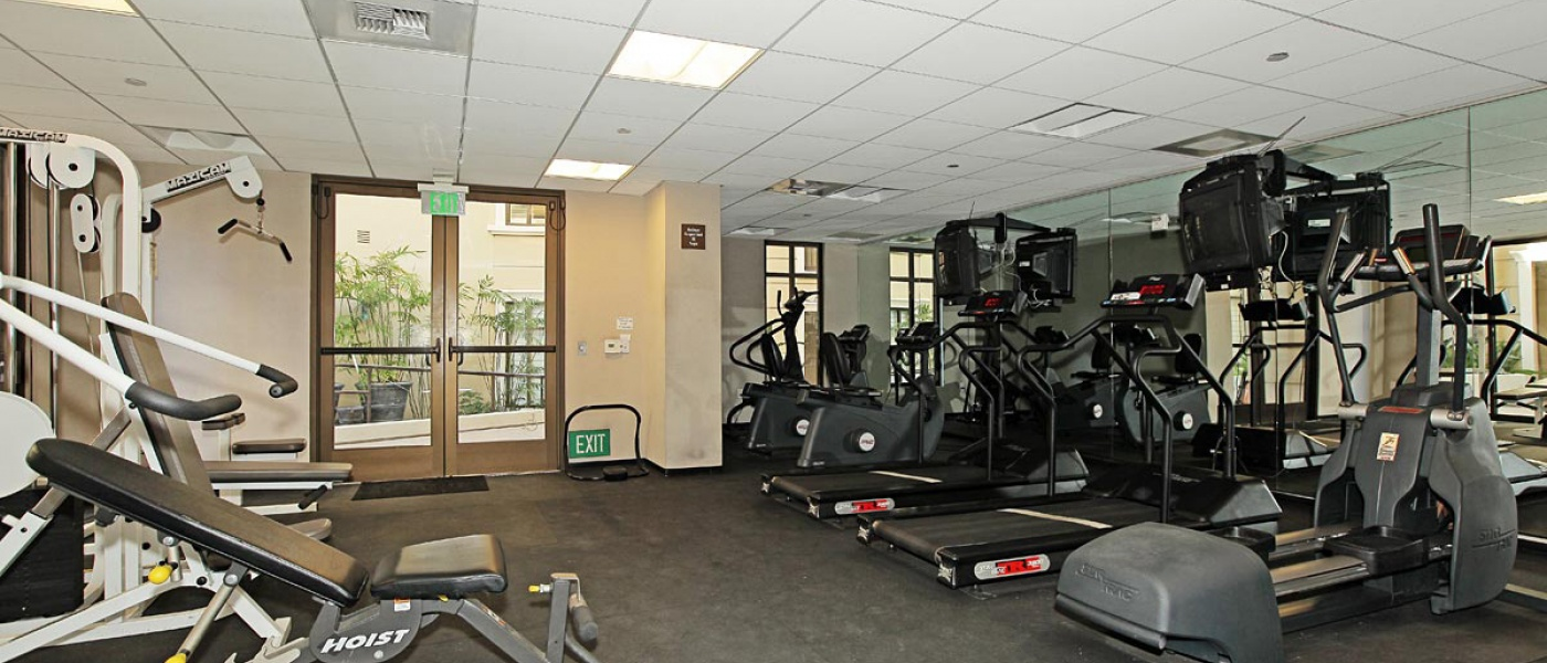 Building Gym View 2