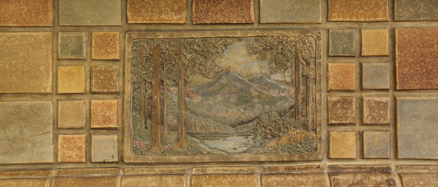 Fire Place Tile