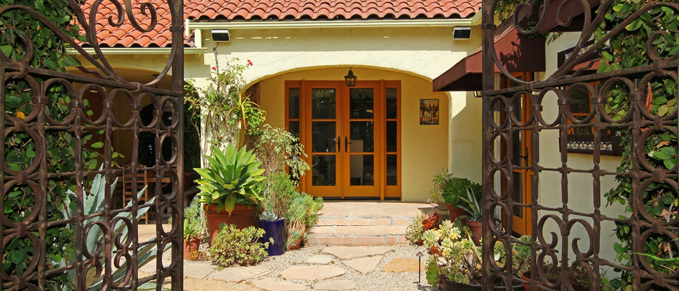 Gate Entry / Front Door
